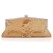 Sequins Bling High-grade Polyester Japanese and Korean style Birthday gifts Bridal packages Luxury Cocktail Shoulder bag Clutch