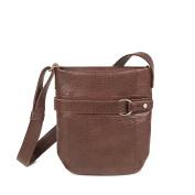 Zwei Women's Cross-Body Bag Brown Brown
