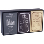 Taylor of Old Bond Street Mixed Bath Soap Gift Set 3 x 200g
