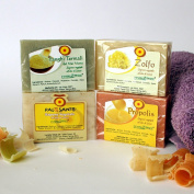 Kit 4 Purifying soaps - value pack