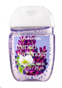 Bath & Body Works Scented Pocketbac Hand Gel French Lavender 29ml