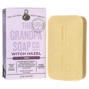 Grandpa's Soap Co. - Face & Body Bar Soap Witch Hazel - 130ml