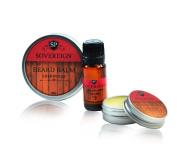 Moustache Wax, Beard Balm, & Beard Conditioning Oil Set