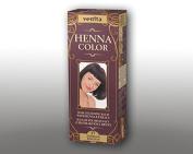 Venita Henna Colour Herbal Colouring Hair Balm Aubergine No. 17