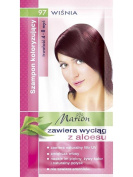 Marion Hair Colour Shampoo in Sachet Lasting 4-8 Washes - 97 - Cherry