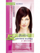 Marion Hair Colour Shampoo in Sachet Lasting 4-8 Washes - 67 - Claret