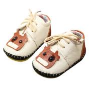 Baby Cartoon Shoes Anti-slip Tendon Soft Sole Newborn Toddler Shoes
