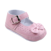 For 0-18Months Girls ,Clode® Newborn Infant Baby Kids Girl Hollow Bowknot Sole Crib Toddler Anti-slip Shoes