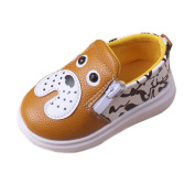 For 1-3Years old Boys Girls ,Clode® Baby PU Leater Children Shoes Princess Toddler Shoes Tendon Soft Bottom Crib Shoes