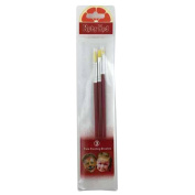 Ruby Red Brushes - 3 Piece Set