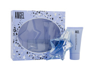 Thierry Mugler Angel Eau de Parfum Refillable Stars 15 ml and Body Lotion Gift Set for Her 30 ml