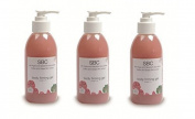 SBC Body Firming Gel With Pump 125ml Trio Three 125ml Bottles