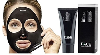 FaceApeel Blackhead Remover - Peel-off Mask for Men and Women - Deep Cleans  .   Pore Strips for Instantly Brighter and Smoother Skin - Works on Face and Body!