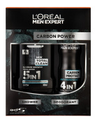 Men Expert Shower Carbon Power Gift Set