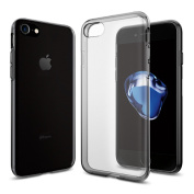 iPhone 7 Case, Spigen [Liquid Crystal] Ultra Thin [Space Crystal] Premium Semi-transparent / Exact Fit / NO Bulkiness Soft Case for iPhone 7 (2016) - Liquid Crystal