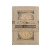 Khaokho Talaypu : Natural Loofah Soap Bar (Medium) 1 Bar Product of Thailand