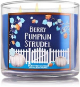 Bath and Body Works Berry Pumpkin Strudel