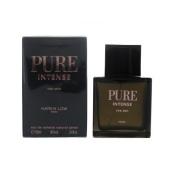 Pure Intense 100ml Eau De Toilette Spray By Karen Low New In Box For Men