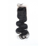 Indonesian Silk Wavy Closure