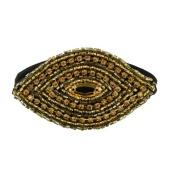 Tassel Ocean Hair Tie, Gold
