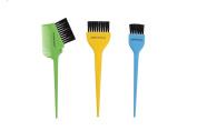 HYOUJIN Hair Colour Dye Comb Brush Set, Salon Hair Colouring Tool Kit Set, Mixing Tint Kit Set,Tint Colouring Kit New 3pcs