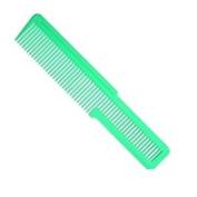 WAHL Flat Top Comb, Florecent Green, Large