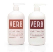 Verb Volume Shampoo and Conditioner Duo 1000ml each