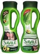 Savile Biotina Pulpa de Sabila y Aguacate Shampoo/Acondicionador