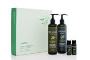 Miappeal Rich-Natural Hair set Shampoo 400g Hair pack 400g