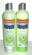 Daily Defence Moisturising Green Apple Shampoo & Conditioner Set 1060ml