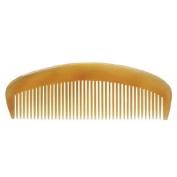 Silentrees No Static Moon Shape Horn Hair Comb