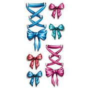 HJLWST GOODTURN Tattoo Stickers Non Toxic/Lower Back/Waterproof Others /Teen Multicoloured Paper 1 199 Bowknot