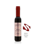 Wine Bottle printed on Nail File + CHATEAU LABIOTTE Wine Lip Tint Stain Lipstick Stick Korea Korean (7g) 2016 Brand New in RD01 Shiraz Red from Sprinkles Gifts