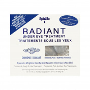 Spa Life Radiant Under Eye Treatment with Diamond and Collagen - 6 Treatments