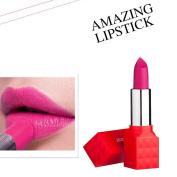 Binmer(TM) 7 Colours Choice Makeup Matte Lipstick Lip Gloss Pencil Beauty Long Lasting