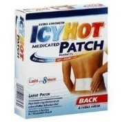 ICY HOT PATCH by CHATTEM LABS