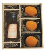 Royall Mandarin Of Bermuda By Royall Fragrances For Men. Gift Set ( All Purpose Lotion 120ml + 3 Soap 150ml).