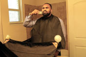 Centaur Grooming Beard Cape - Trimming Your Beard With This Premium Quality Beard Catcher Will Save You Time - Best Beard Apron Gift for Men!