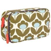 Orla Kiely Tulip Design Cosmetic Bag