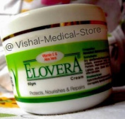 Glenmark Elovera Cream - Protects, Nourishes & Repairs Dry Skin