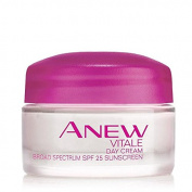 AVON Anew Vitale Day Cream - Travel Size (15 Grams15ml) - Set Of Two