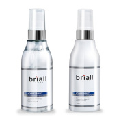 Briall Homme Perfect Whitening Toner and Lotion Set 120ml ea
