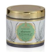 Just Herbs Aloevera Facial Massage Gel, 100G