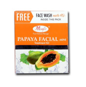 Nature's Essence Magic Papaya Facial Kit Mini