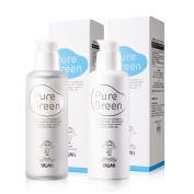 [YADAH] Pure Green Toner & Emulsion 120ml SET