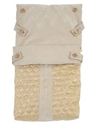 Peradi Stroller Bunting, Quilted Beige