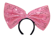 Sparkles & Sequin Bow Headband :H1