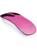 ikoo home metallic collection - detangling brush - white bristle