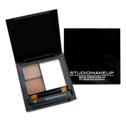 Studio Makeup Brow Perfecting Kit, Light to Medium