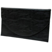 Envelope Clutch Purse Bag Black